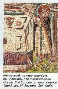 Grèce: Benoît XVI espère  de l'unité autour de l'eucharistie dans Pape Benoit Melchisedek